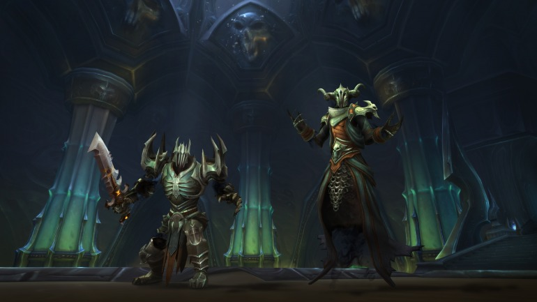 Imagen de World of Warcraft: Shadowlands