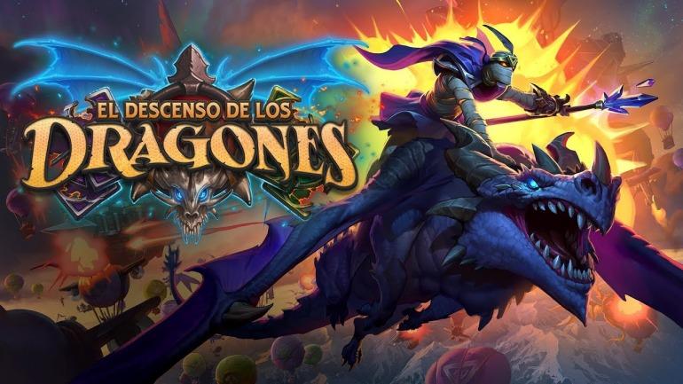 Hearthstone: El Descenso de los Dragones