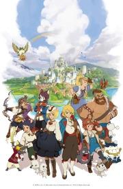 Carátula de Ni no Kuni: Cross Worlds - Android
