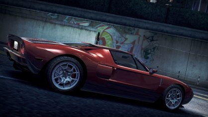 Need for Speed Carbono PS3
