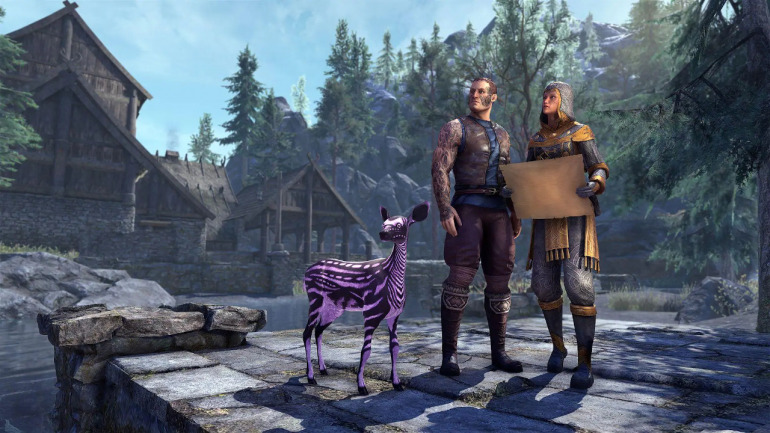 Imagen de The Elder Scrolls Online: Greymoor