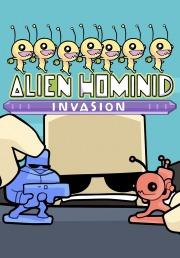 Carátula de Alien Hominid Invasion - Nintendo Switch