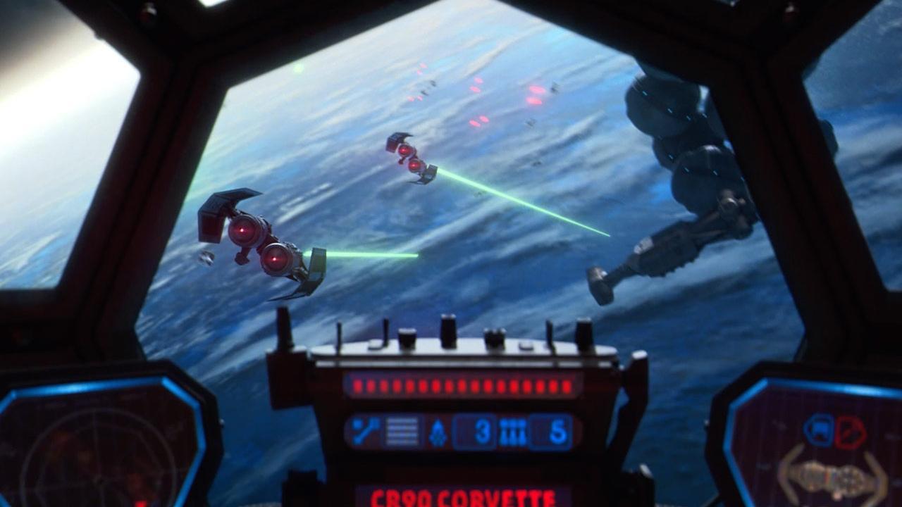 Star Wars Squadrons y dos juegos deportivos llegarán pronto gratis a EA Play