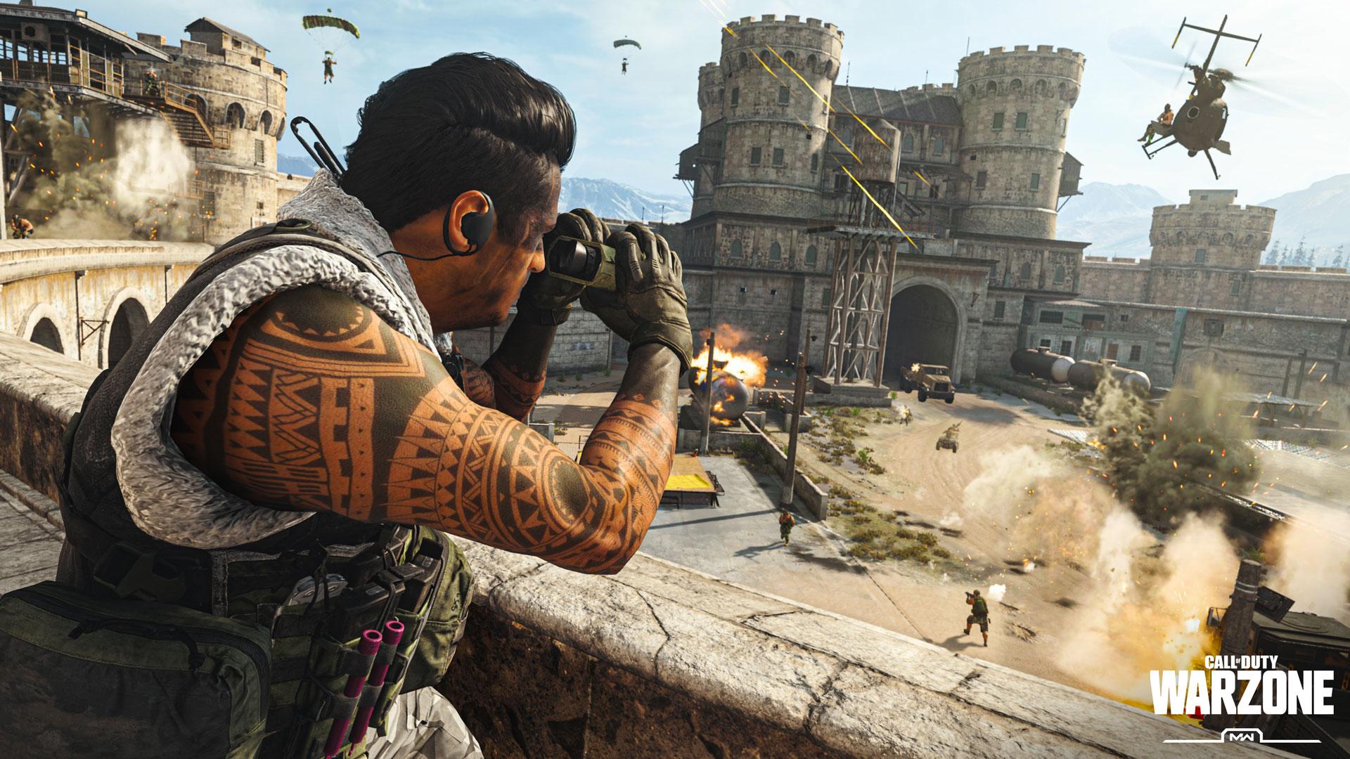 """Activision no se plantea """"por ahora"""" un retraso en el lanzamiento de sus videojuegos"""