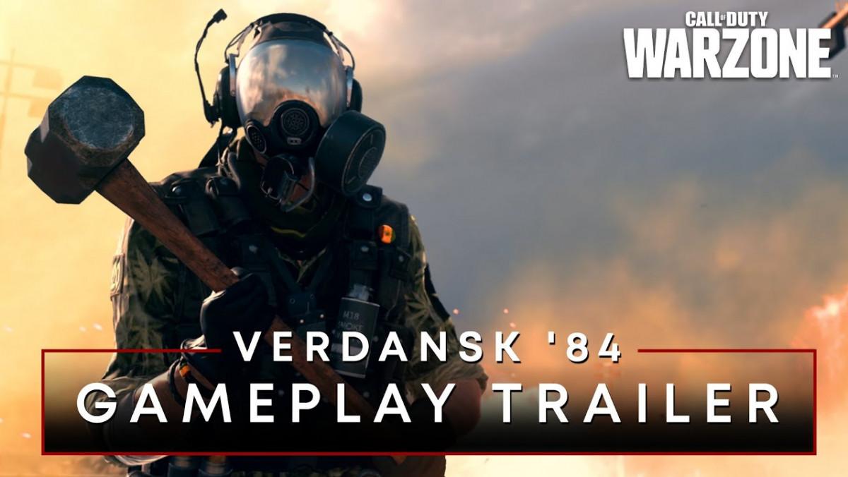 Pon rumbo a Verdansk '84: Call of Duty Warzone estrena nuevo mapa y lo presenta con este tráiler