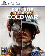 Carátula de Call of Duty Black Ops Cold War - PS5