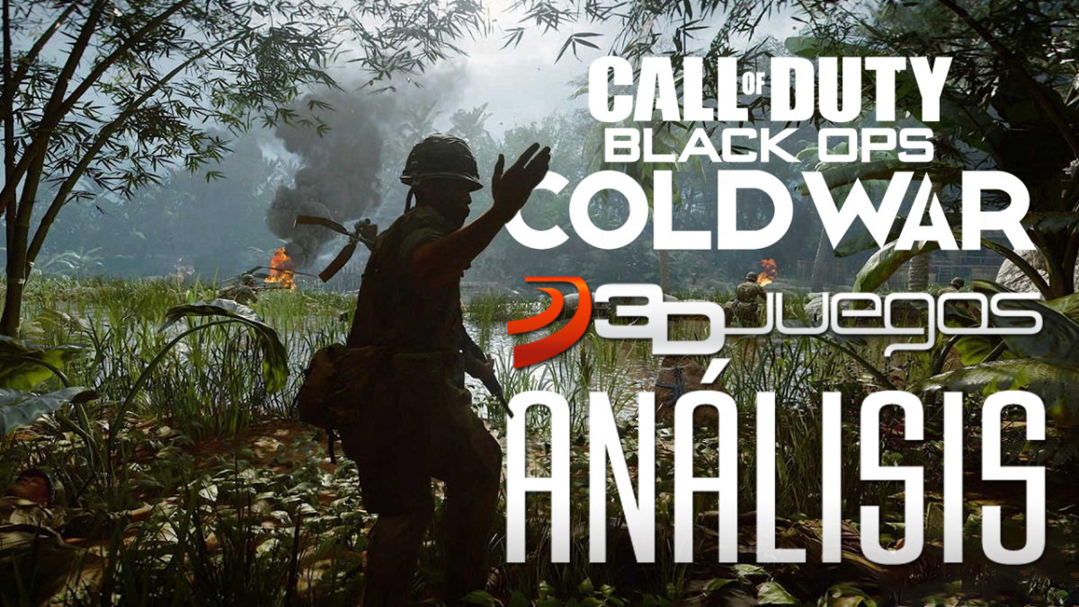 Review de Call of Duty Black Ops Cold War: Analizamos en vídeo el nuevo shooter bélico de la saga