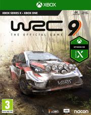 Carátula de WRC 9 - Xbox Series