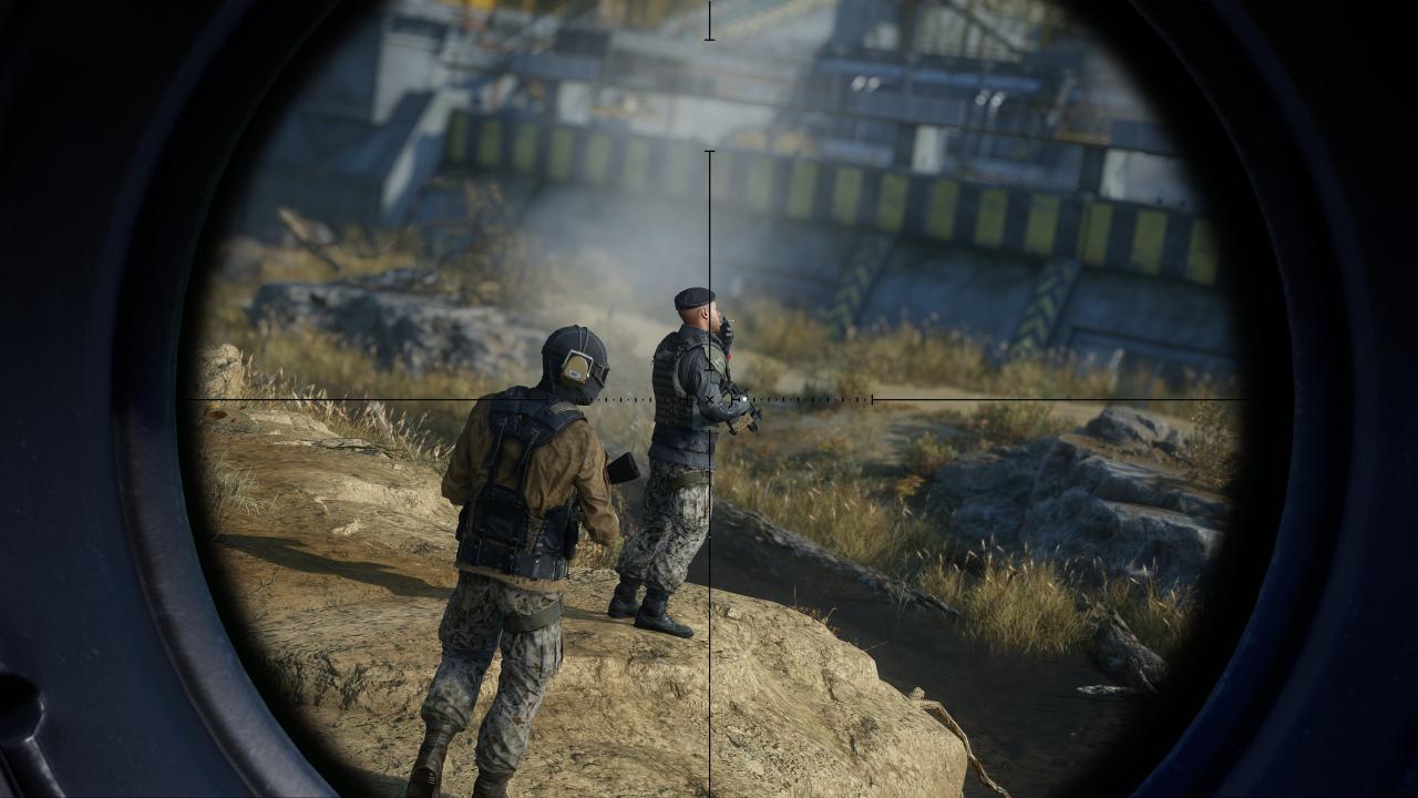 El nuevo tráiler de Sniper Ghost Warrior Contracts 2 no se corta con la  violencia y detalla su estilo sandbox