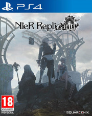 Carátula de NieR Replicant ver.1.22474487139... - PS4