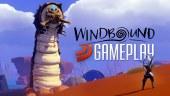 Descubre Windbound en este vídeo Gameplay. Uno de los juegos más hermosos del año