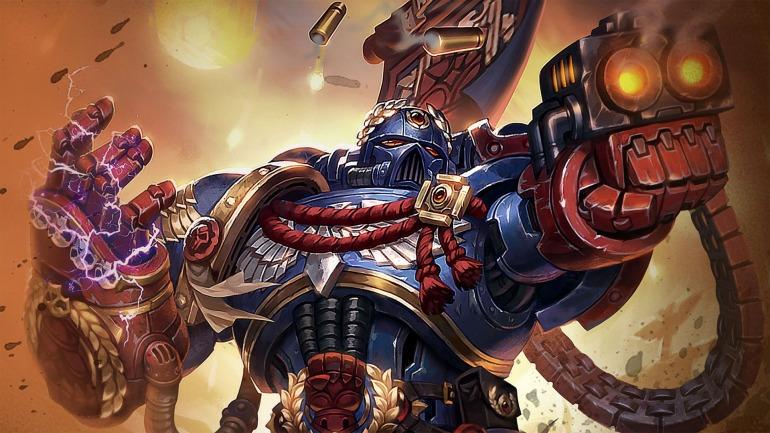 Warhammer 40.000: Lost Crusade