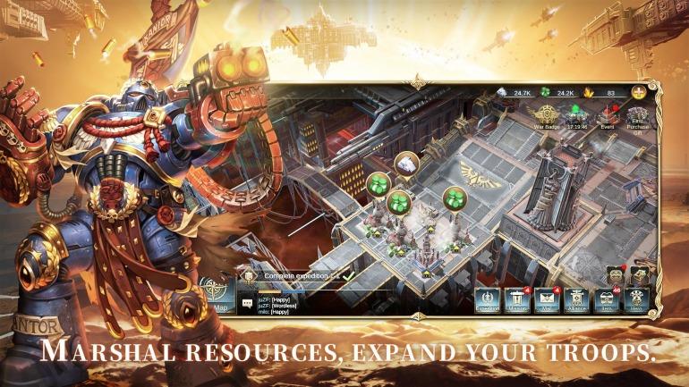 Imagen de Warhammer 40.000: Lost Crusade