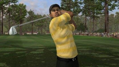 Tiger Woods PGA Tour 07 análisis