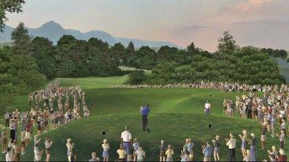 Tiger Woods PGA Tour 07 PS3