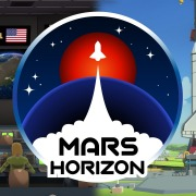 Carátula de Mars Horizon - Nintendo Switch