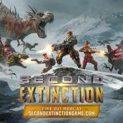 Carátula de Second Extinction - Xbox Series