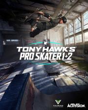 Carátula de Tony Hawk's Pro Skater 1 and 2 - Xbox Series