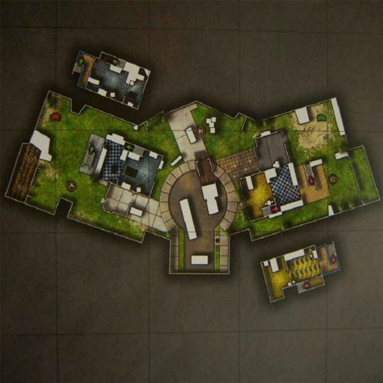 ¿Cuáles son las 6 claves del mapa perfecto en un gran shooter multijugador?