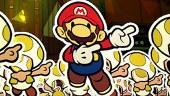 Tráiler de anuncio de Paper Mario: The Origami King, una desternillante aventura para Nintendo Switch