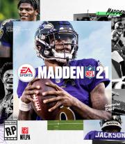 Carátula de Madden 21 - Xbox Series