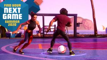 Regates imposibles y tiros con efecto. Probamos el fútbol callejero de Street Power Football