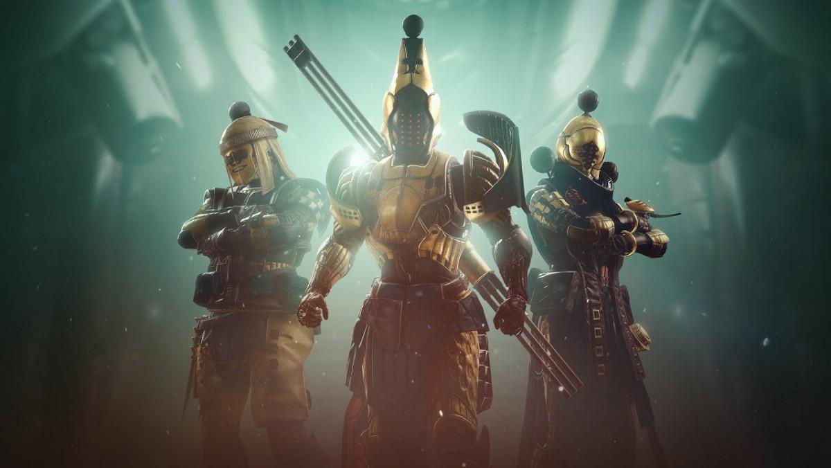 Destiny 2 Beyond Light presenta las recompensas de la Temporada de los Elegidos