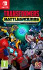 Transformers: Battlegrounds Nintendo Switch