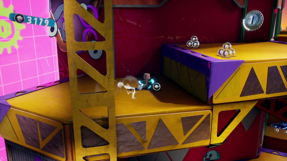 Sackboy Una aventura a lo grande PS4
