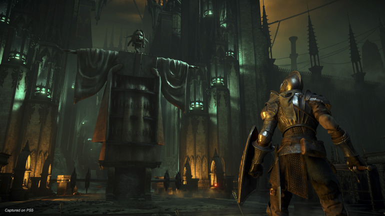 Image from Demon's Souls