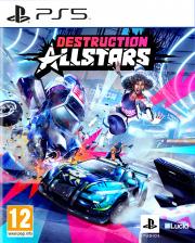 Carátula de Destruction Allstars - PS5