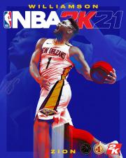 NBA 2K21 para PS5