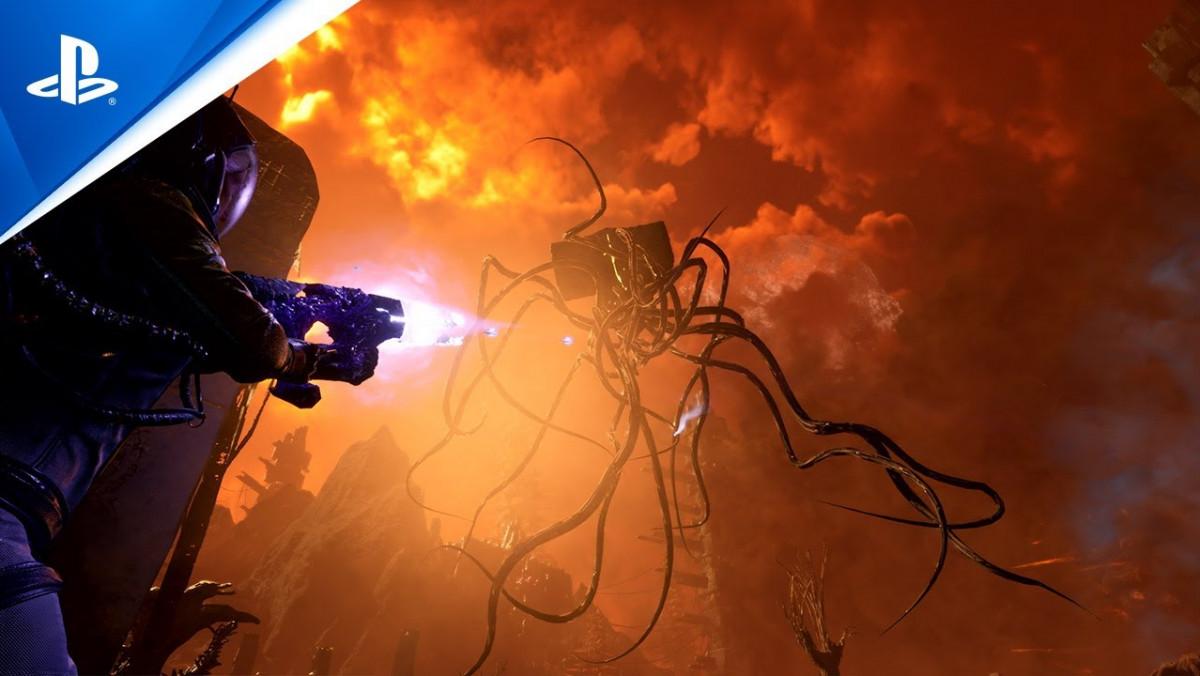 Exploración y misterio en el nuevo vídeo gameplay de Returnal, el shooter exclusivo de PS5