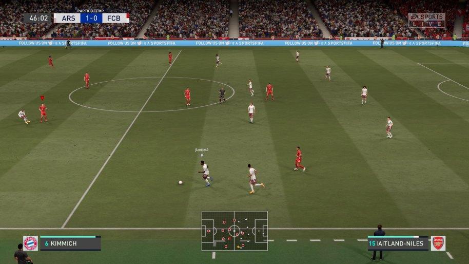 FIFA 21 análisis