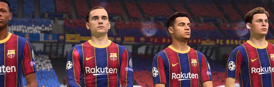 Análisis FIFA 21