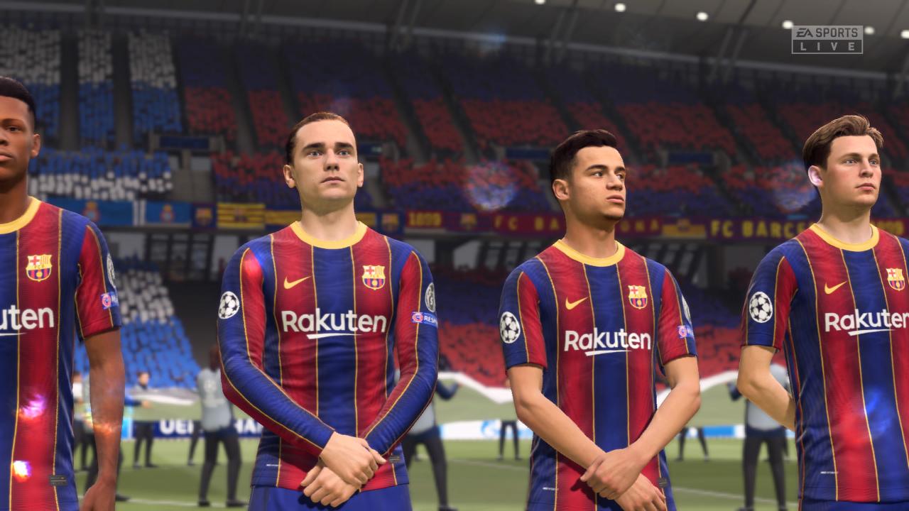 FIFA 21 hace historia en Estados Unidos al conseguir por primera vez el liderato en su Top Ventas