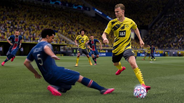 Imagen de FIFA 21