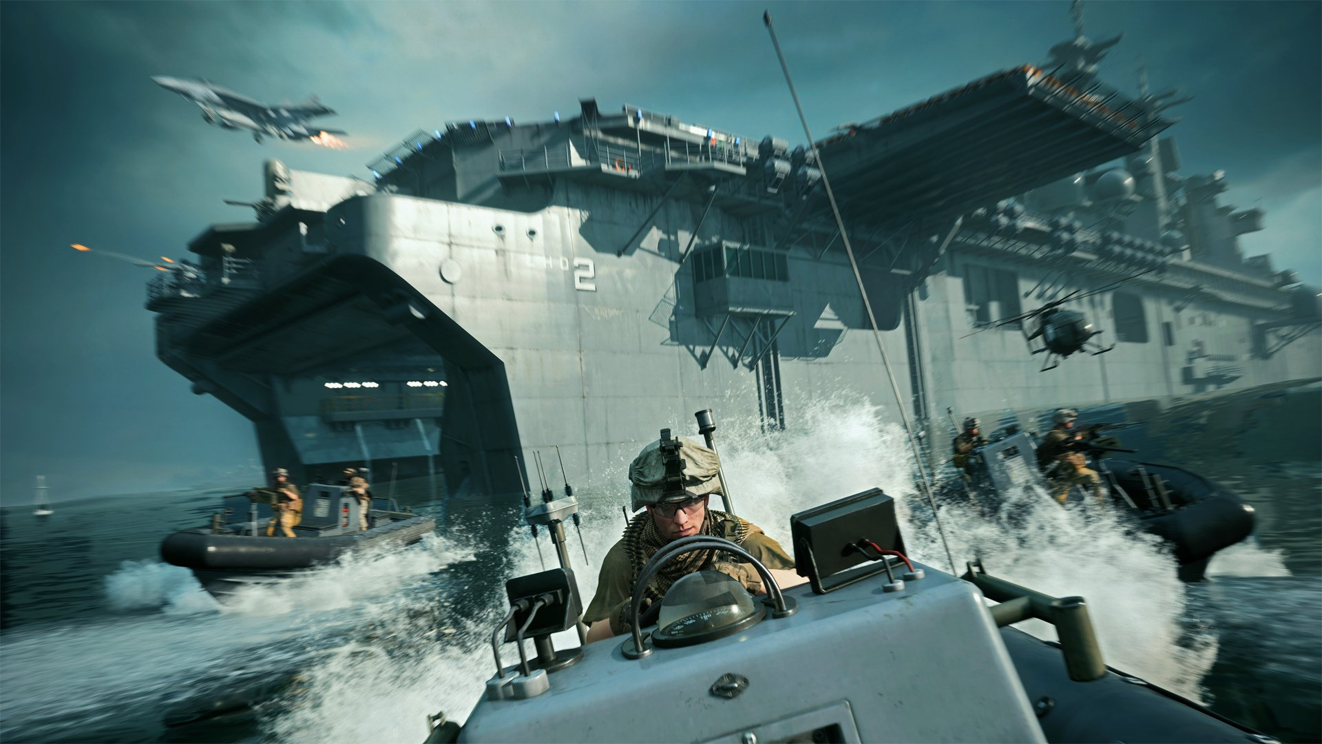 He probado Battlefield 2042: Portal y lleva lo mejor de BF 1943 y Bad  Company 2 a un editor de ensueño - Xbox One