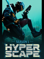 Carátula de Hyper Scape - Xbox Series