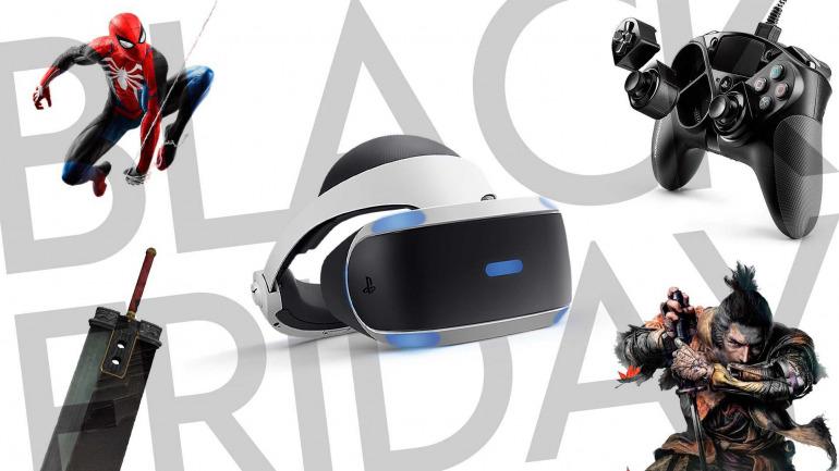 La semana del Black Friday 2020 de rebajas en PS4: Packs de consola, juegos y accesorios en oferta