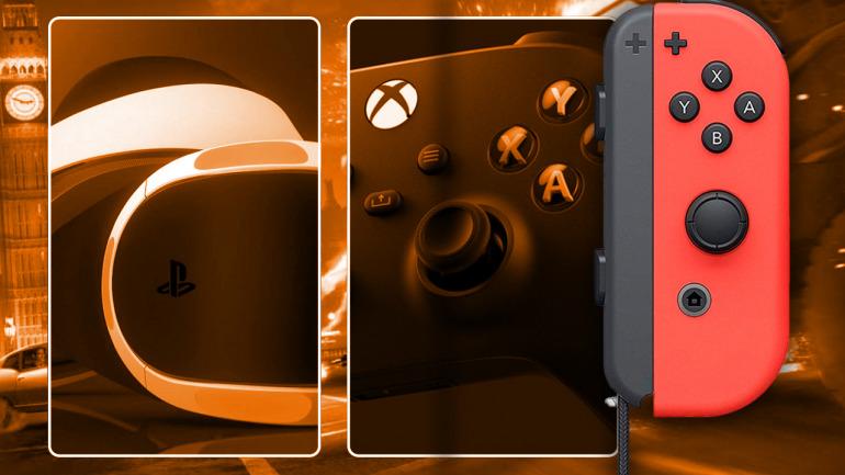 Accesorios y packs de PS4, Xbox One y Nintendo Switch entre las ofertas destacadas del Black Friday
