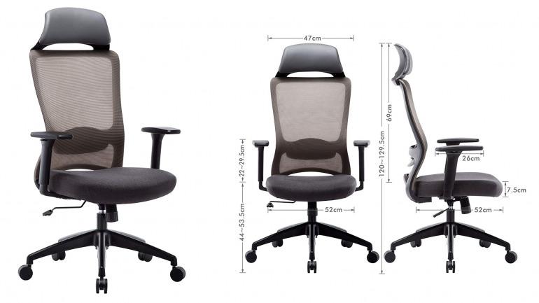Vous cherchez une chaise avec laquelle jouer et vous n'aimez pas celles de type gamer?  5 chaises de bureau que nous recommandons