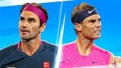 Tennis World Tour 2 nos deja un primer vistazo a su gameplay en este tráiler