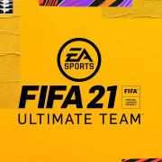 Carátula de FIFA 21: Ultimate Team - Xbox Series