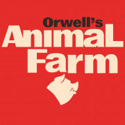 Carátula de Orwell's Animal Farm - PC