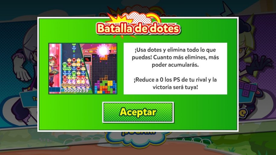 Puyo Puyo Tetris 2 análisis