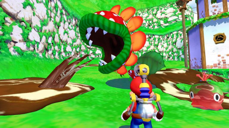 Super Mario 3D All-Stars Image
