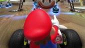 Tráiler de lanzamiento de Mario Kart Live: Home Circuit. Id calentando motores