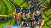 Tráiler de lanzamiento de RollerCoaster Tycoon 3: Complete Edition, ¡a construir montañas rusas!