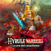 Carátula de Hyrule Warriors: La era del cataclismo - Nintendo Switch